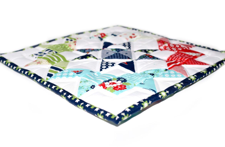 Miniquilt 2: Moda Love Quilt - saraundtom.de