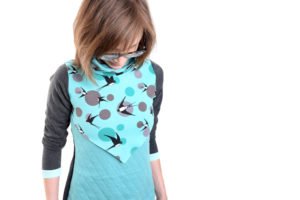 12 colours of handmade fashion - grün