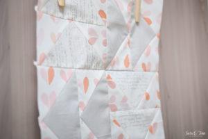 Die Nadelwelt, mein Mai-Block und ein Mini-Tutorial
