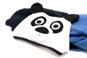 Ein Pandabär kommt selten allein