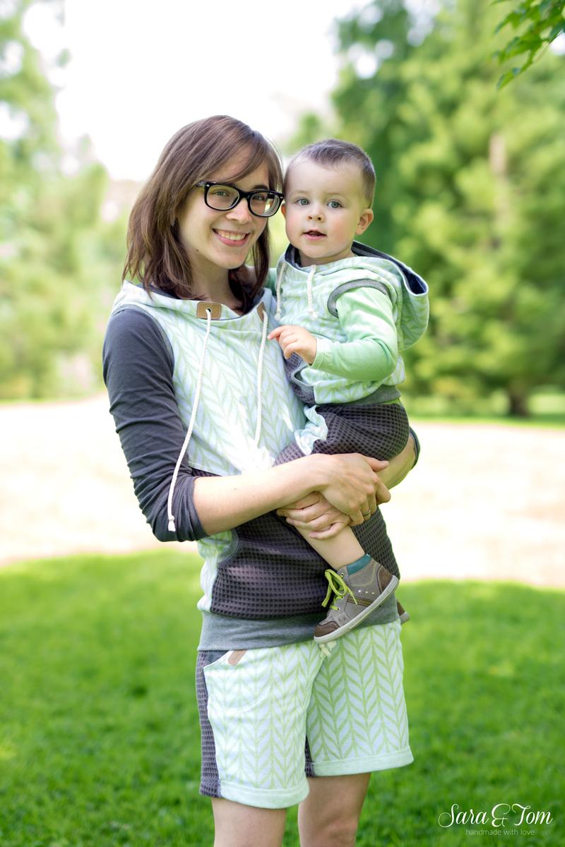Designnähen für Albstoffe zu 18 Monaten Minimann