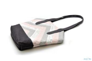 Meine Tasche Greta in Patchworkdesign