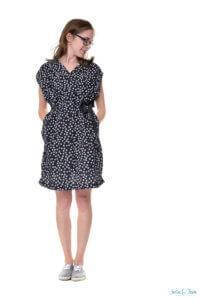 Mein Kleid Olivia von Schmittmuster Berlin