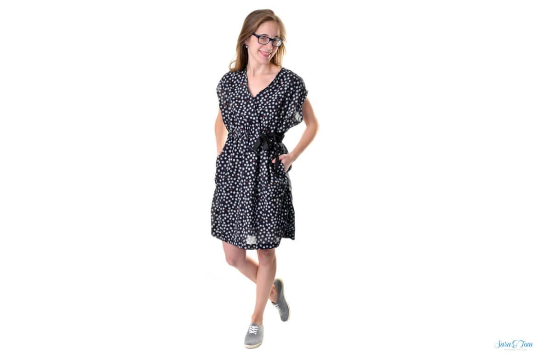 Mein Kleid Olivia von Schnittmuster Berlin