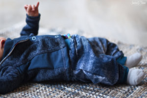 Cardigan Freude für den Babymann