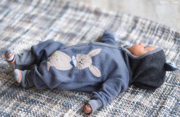 Genähtes für den Babymann