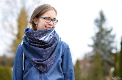 Mein Schal Leia von Kreativlabor Berlin