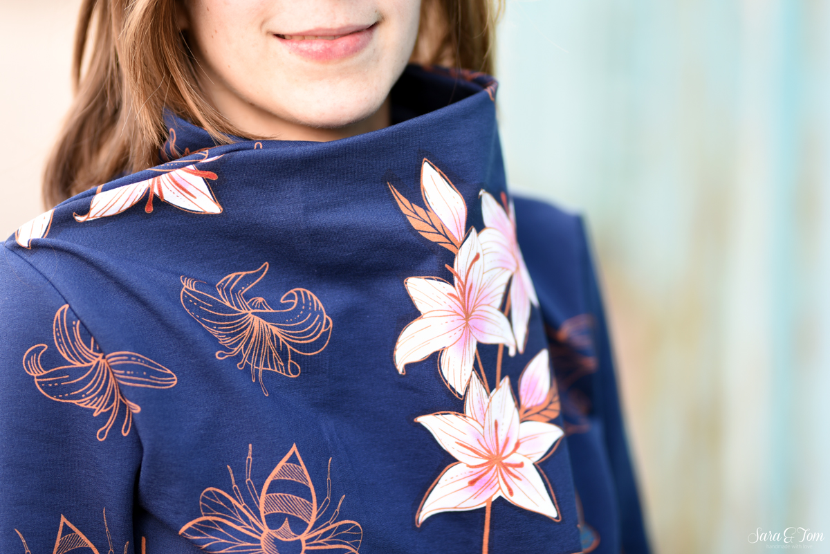 Mein Lieblingspullover aus Lily von Albstoffe
