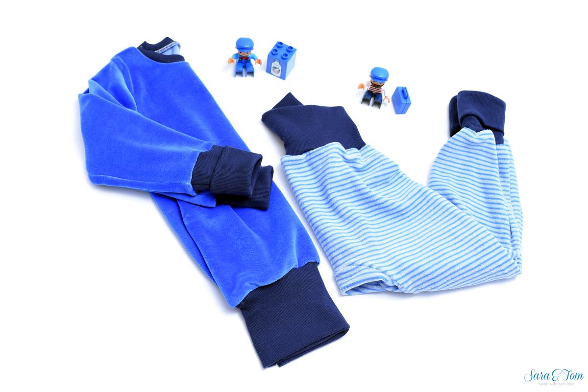 Ein Schlafanzug zum Kuscheln