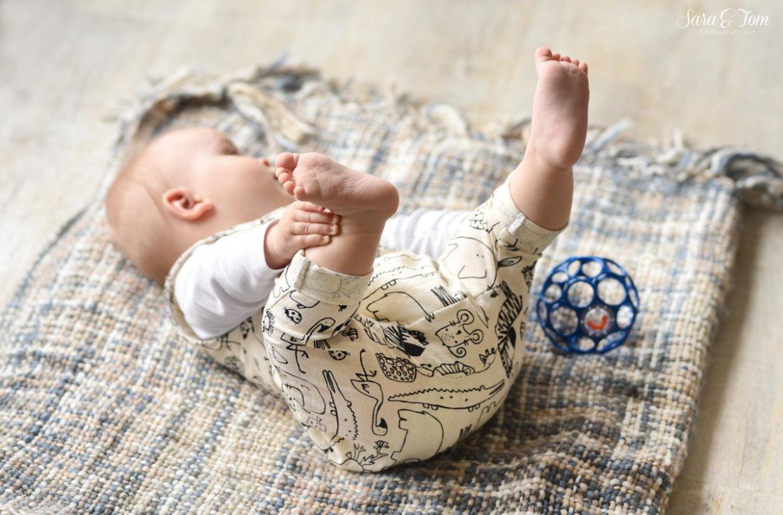 Ein Schnittmuster zur Geburt