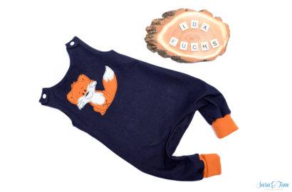 Babygeschenke Fuchs und Flieger