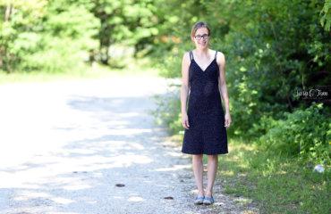 Das Sommerkleid Liv