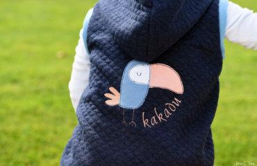 Der Babymann sagt Kakadu