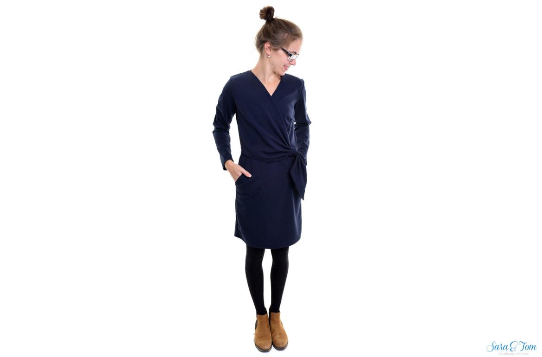 Mein Kleid Adelina von Zierstoff