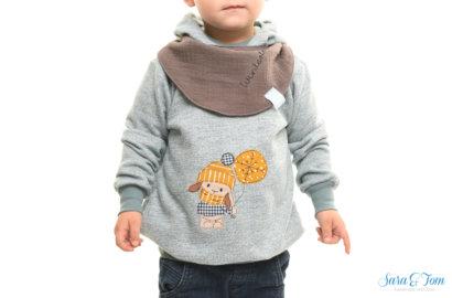 Zwei Pullover für die Jungs